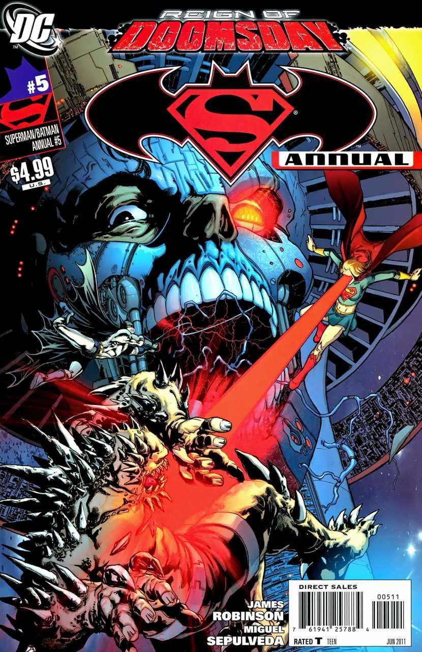Superman/Batman Annual #5