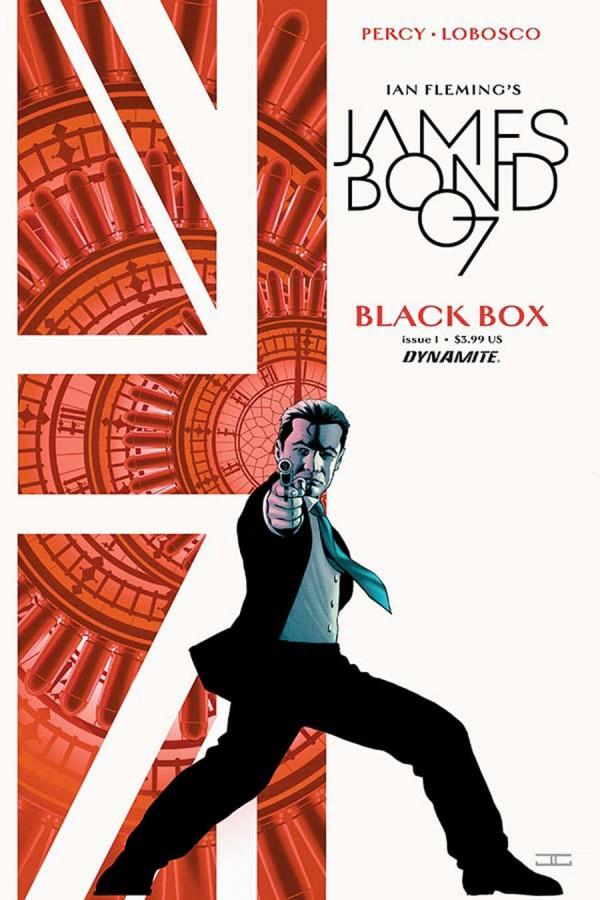 James Bond: Black Box #1