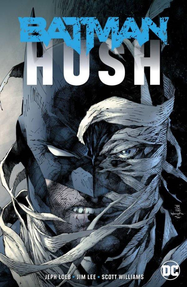 Batman: Hush TP Second Edition