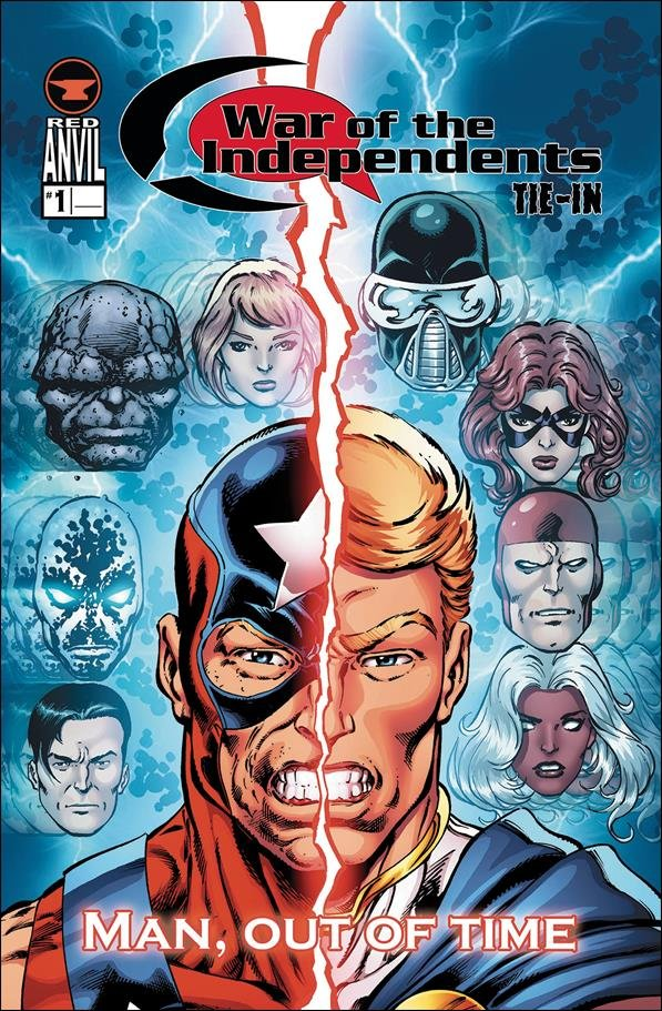 War of the Independents - Tie-In: Man Out of Time #1