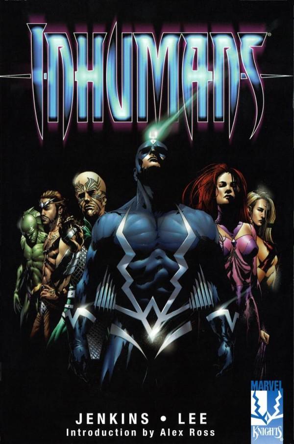Inhumans TP review