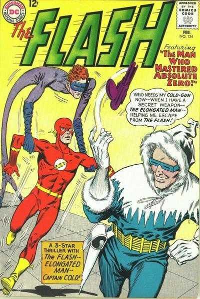 The Flash #134