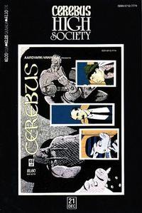 Cerebus High Society #21