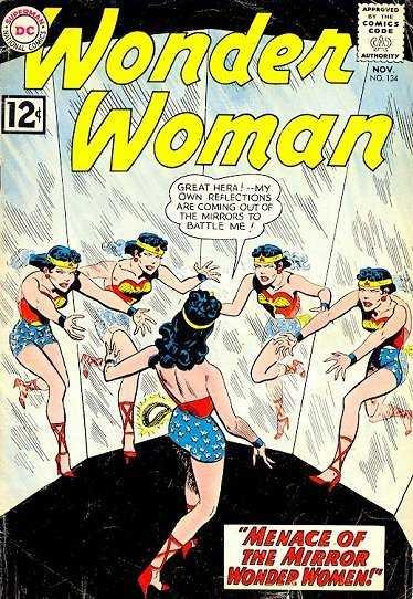 Wonder Woman #134