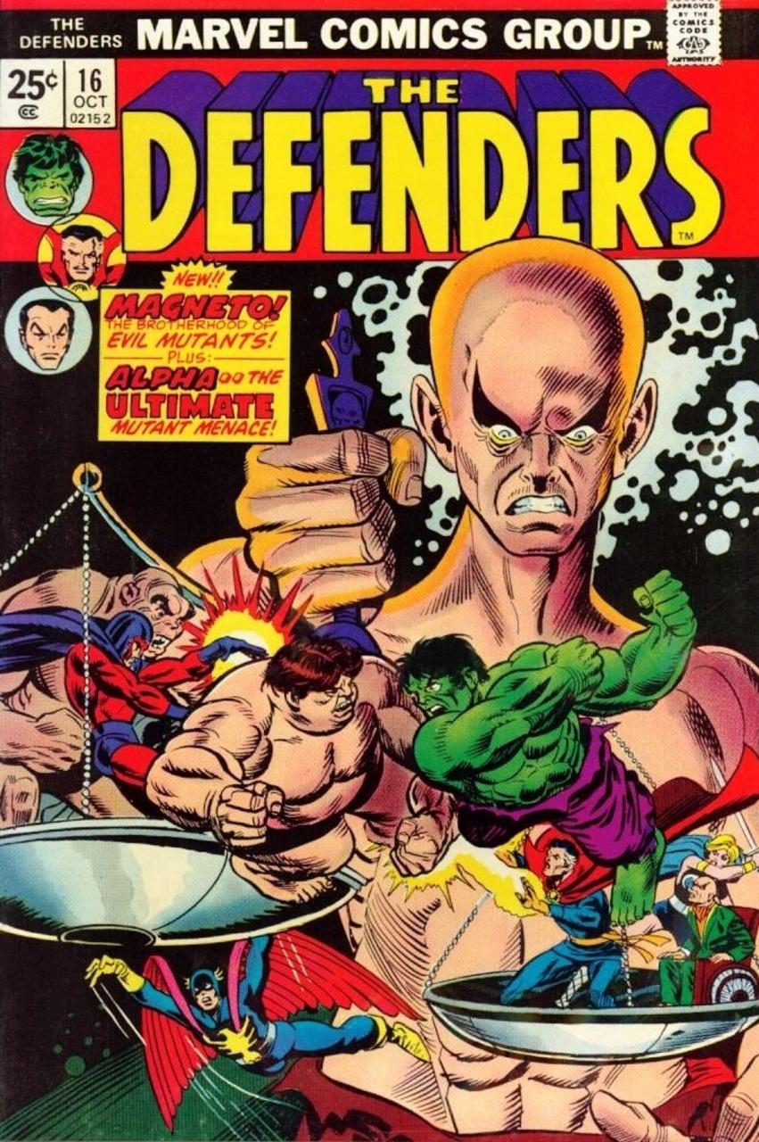 The Defenders #16