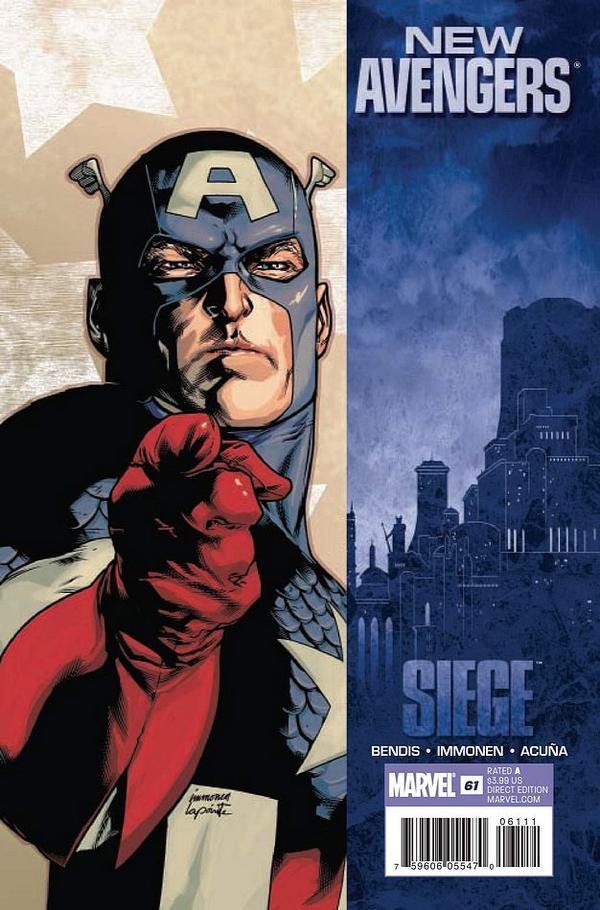 The New Avengers #61