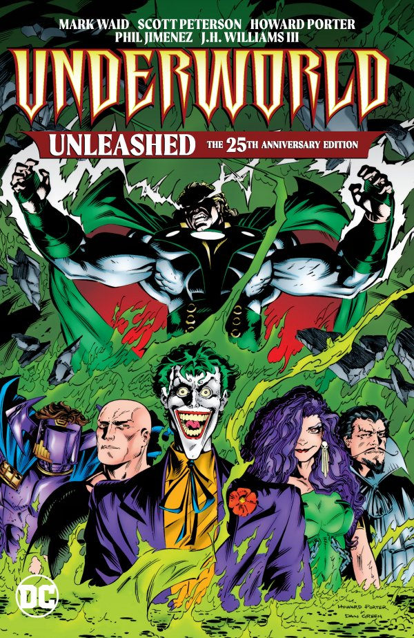 Underworld Unleashed: The 25th Anniversary TP