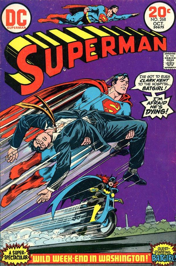 Superman #268