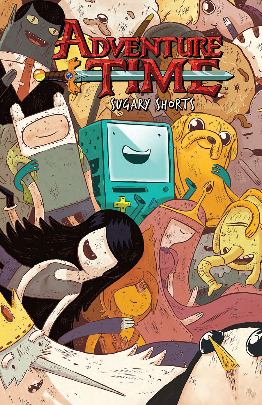 Adventure Time: Sugary Shorts Vol. 1 TP