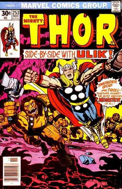 The Mighty Thor #253