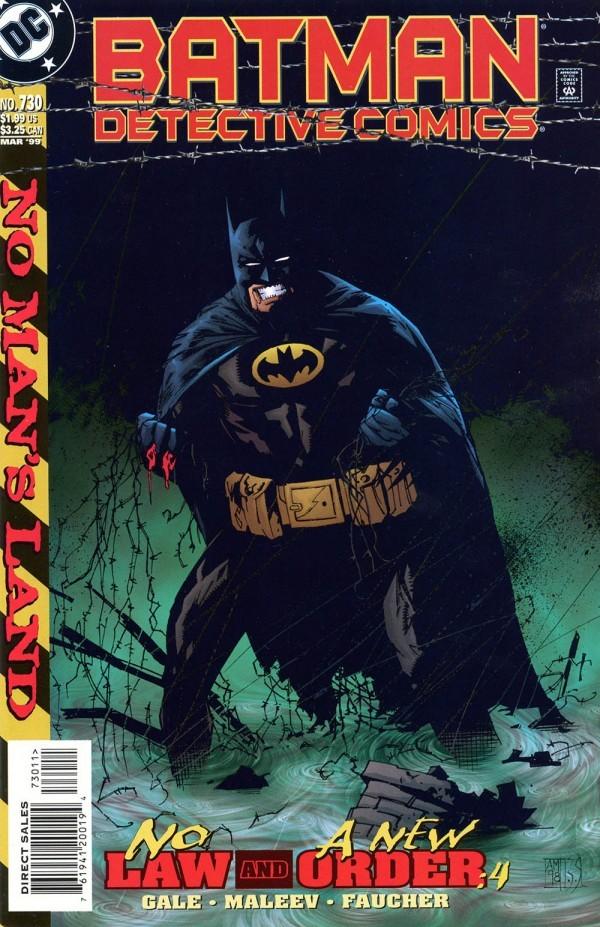 Detective Comics #730