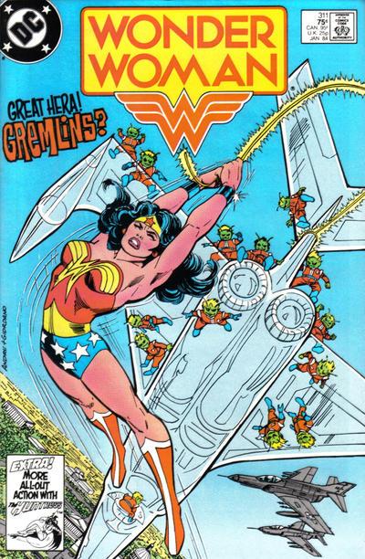 Wonder Woman #311