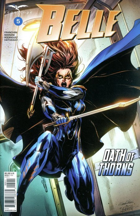 Belle: Oath Of Thorns #5