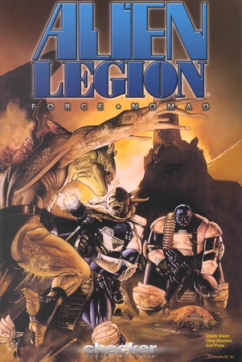 Alien Legion Force Nomad Vol. 1 TP