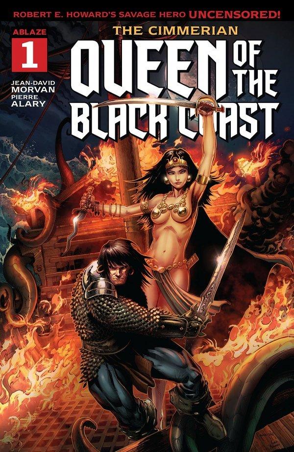 Cimmerian: Queen of the Black Coast #1