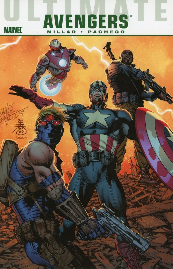 Ultimate Comics Avengers: The Next Generation TP