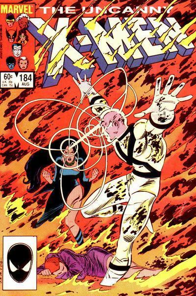 Uncanny X-Men #184