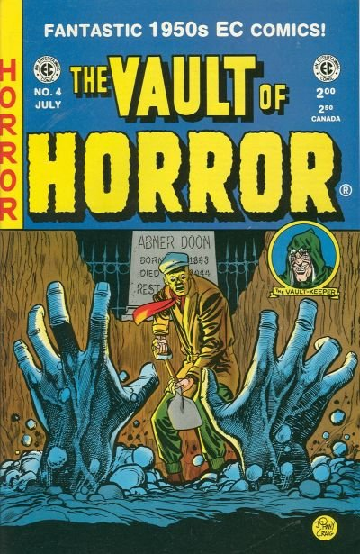 The Vault of Horror #4