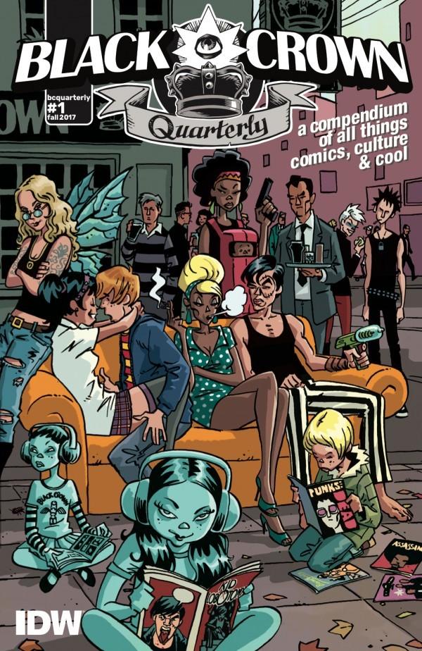 Black Crown Quarterly #1