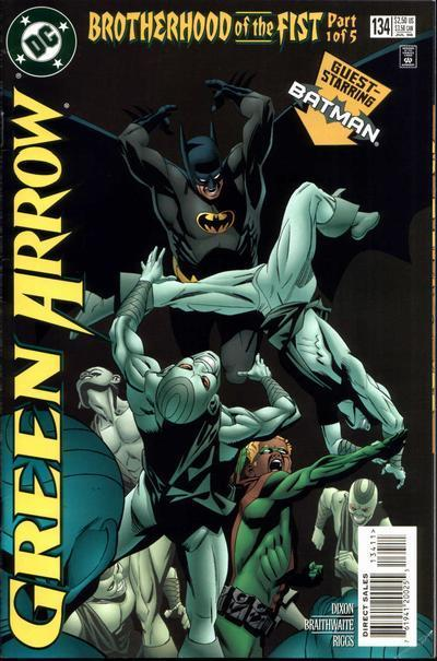 Green Arrow #134