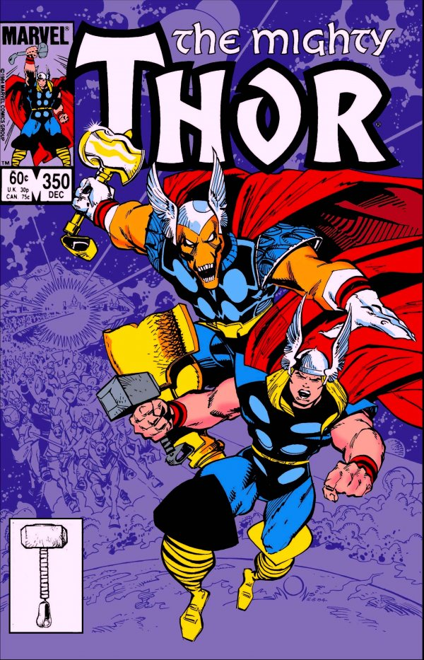 The Mighty Thor #350