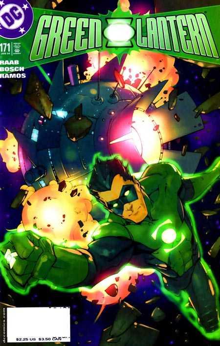 Green Lantern #171
