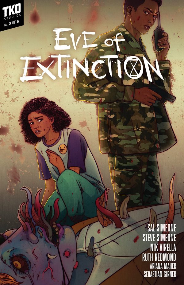 Eve of Extinction #3