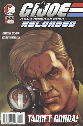 G.I. Joe: Reloaded #12
