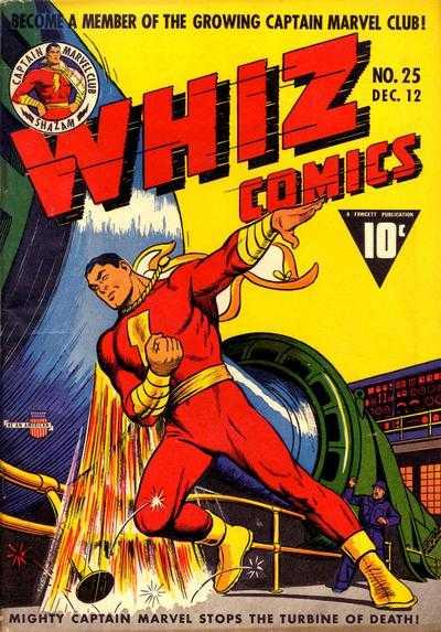 Whiz Comics #25