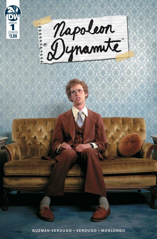 Napoleon Dynamite #1