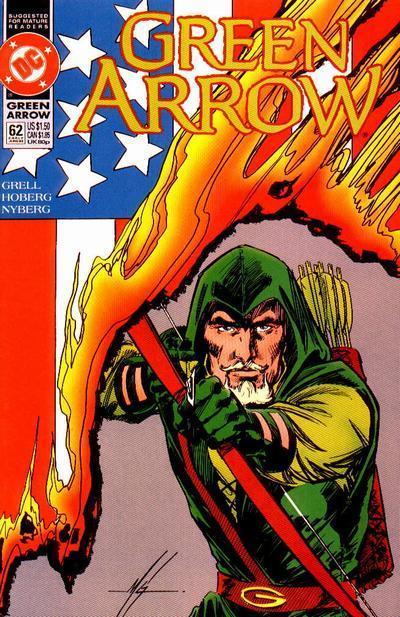 Green Arrow #62