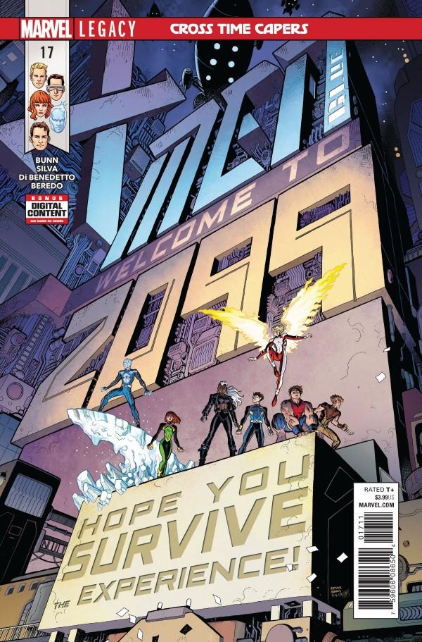X-Men: Blue #17