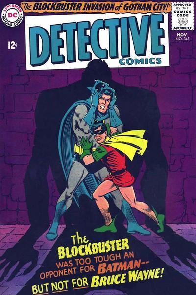 Detective Comics #345