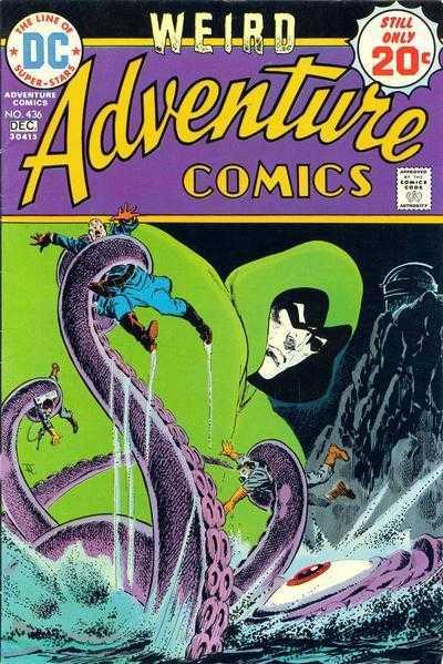 Adventure Comics #436