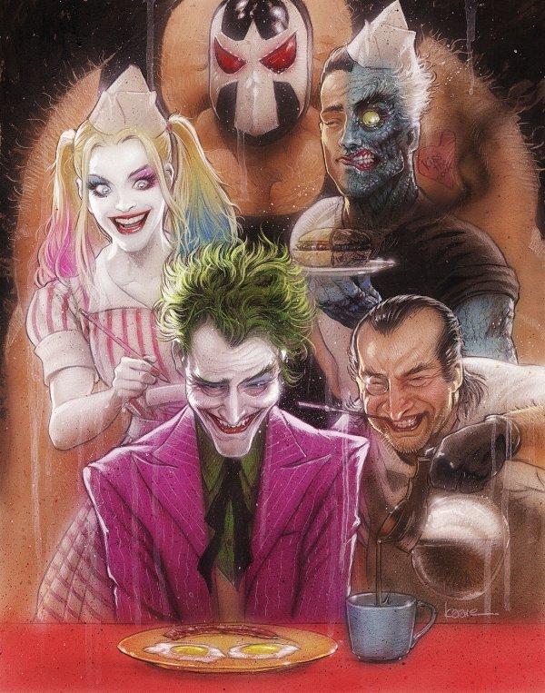 Joker: Killer Smile #2
