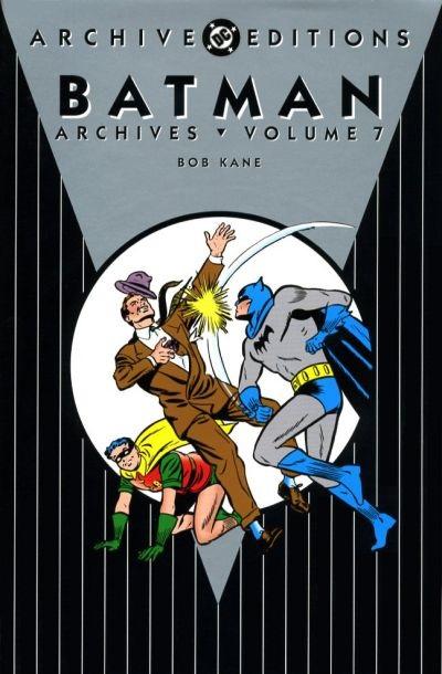 Batman Archives Vol. 7 HC