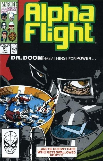 Alpha Flight #91