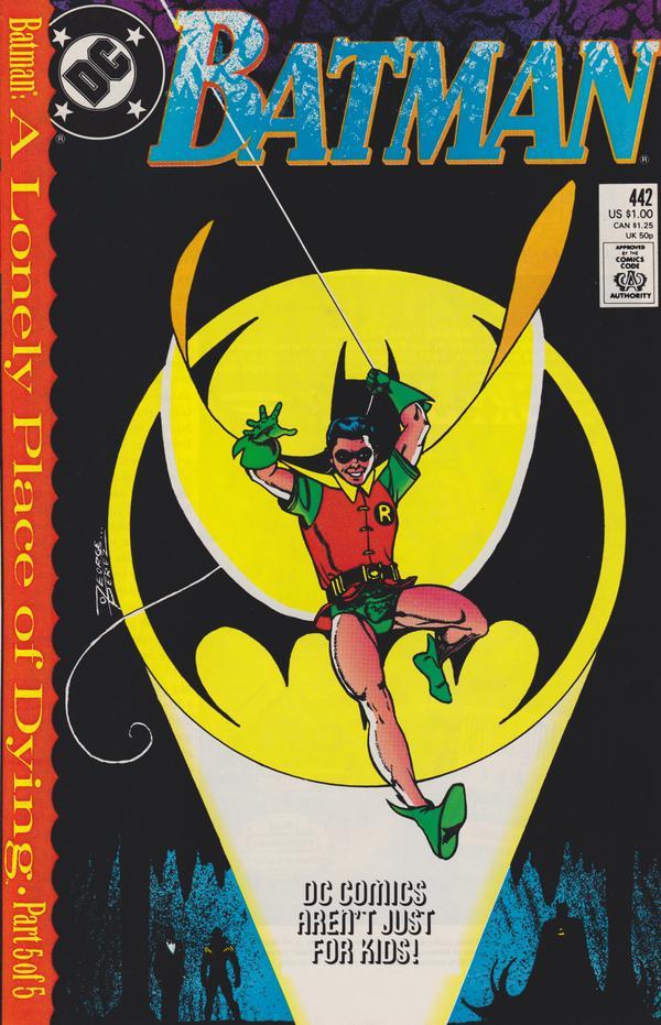 Batman #442