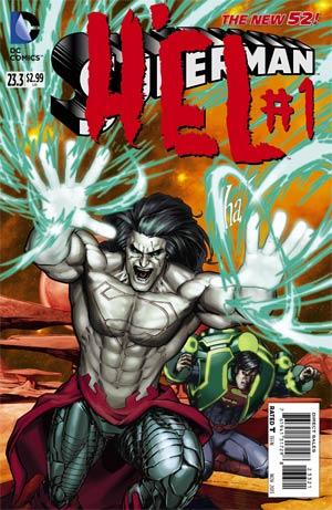 Superman #23.3 Hel