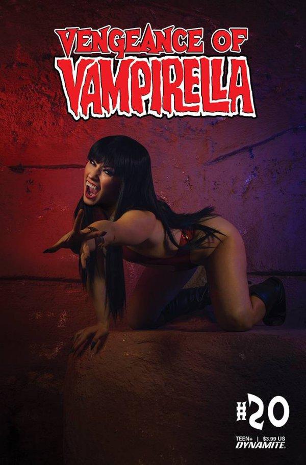 Vengeance of Vampirella #20