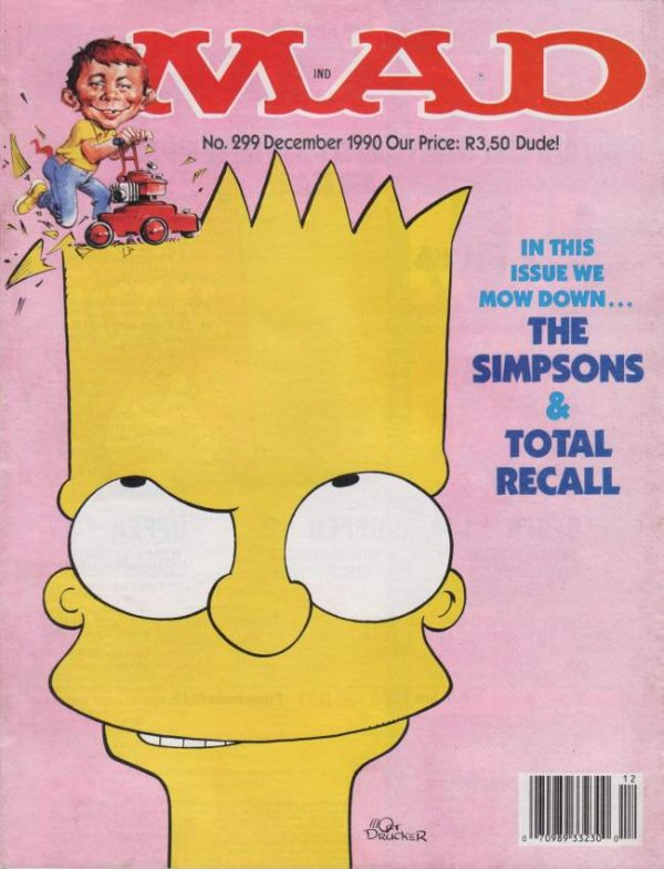 Mad Magazine #299
