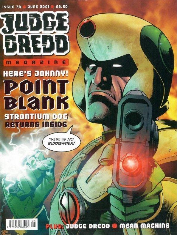 Judge Dredd Megazine #78