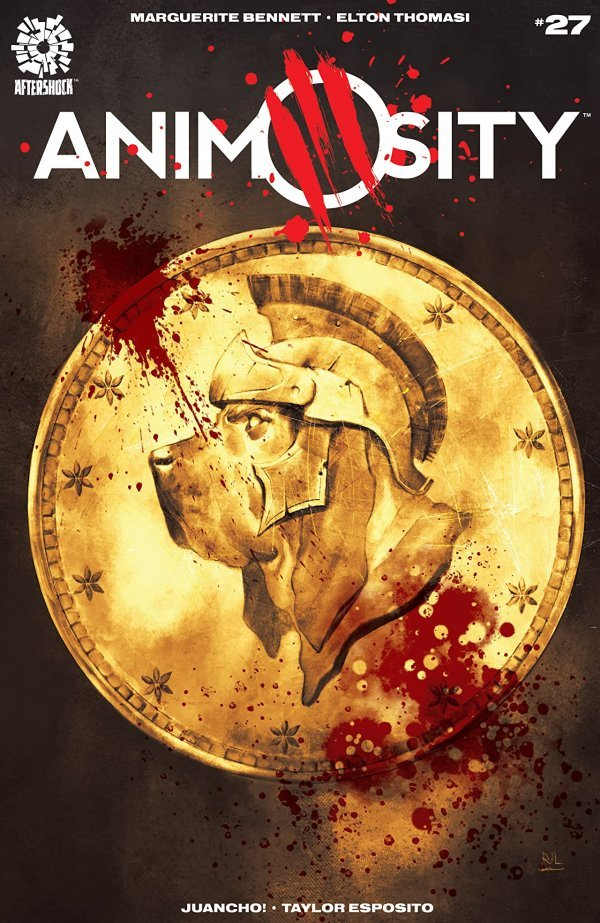Animosity #27 review