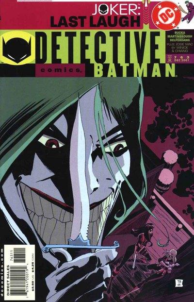 Detective Comics #763