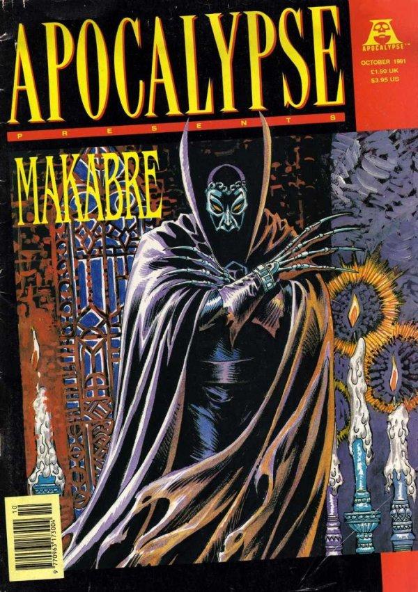 Apocalypse Presents #7