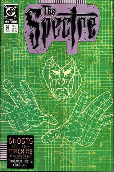The Spectre #24