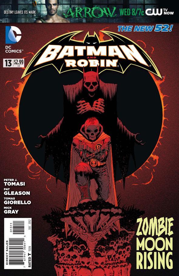 Batman and Robin #13