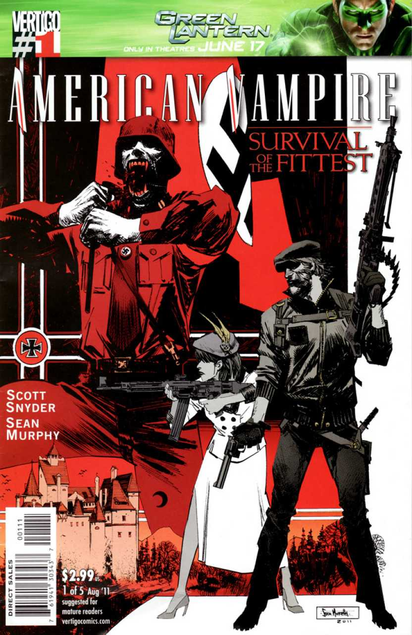 American Vampire: Survival of the Fittest #1