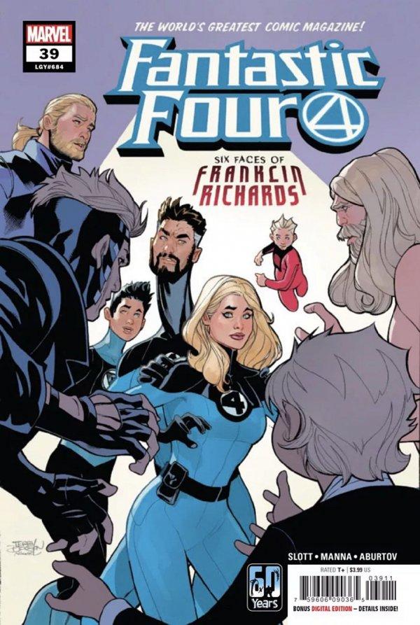 Fantastic Four #39