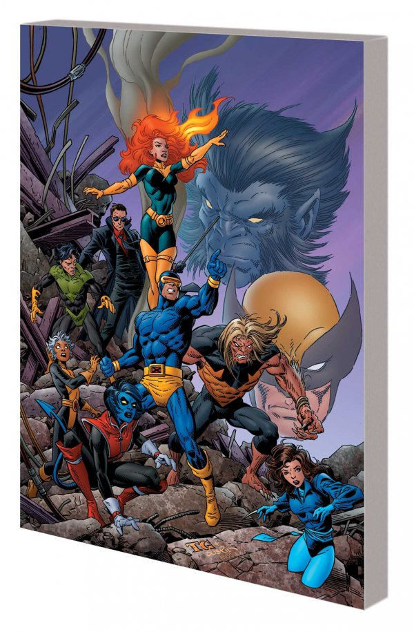 X-Men Forever Vol. 5: Once More Into the Breach TP